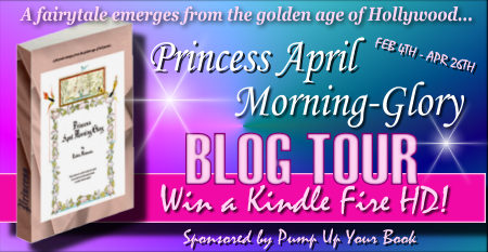 Princess April Morning-Glory banner