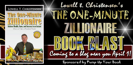 The One-Minute Zillionaire banner