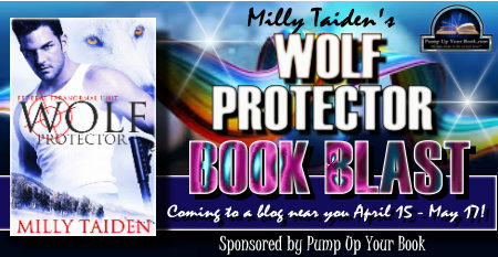 Wolf Protector banner