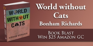 World Without Cats Banner