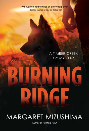 Burning Ridge cover